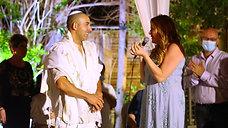 איריס ומוטי - החתונה