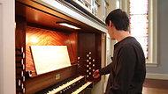 The Cone Chapel Organ