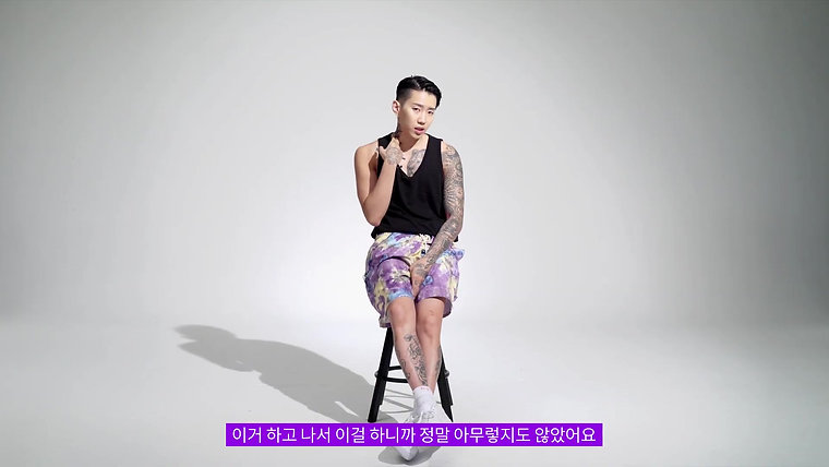 [ENG CC] 박재범이 직접 밝힌 타투의 장르와 의미 Jay Park himself reveals the meaning of his tattoos - YouTube