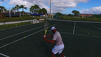 court 1 serve from ADD