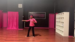 Who AM I Choreography