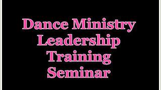 Leadership Training for Dancers