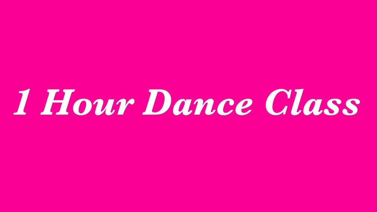 1 Hour Dance Class