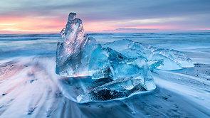 Island Januar 2021 während Corona-Pandemie