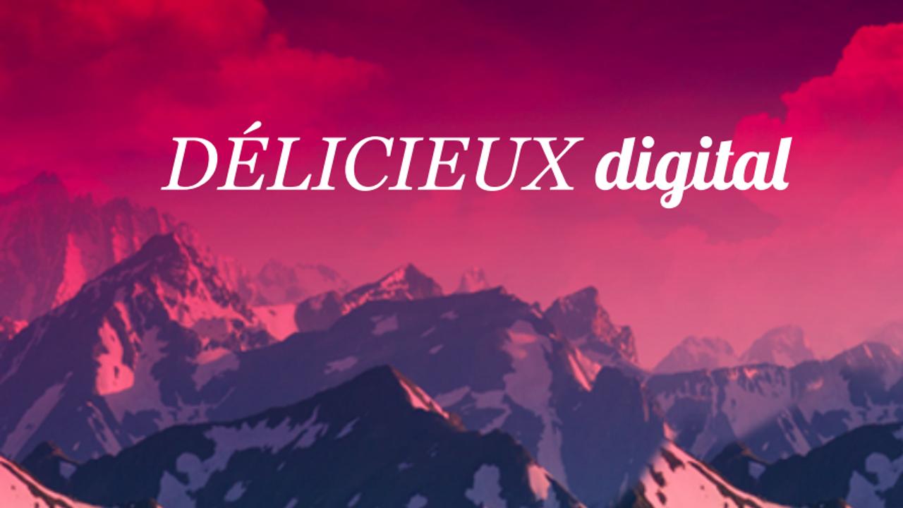 Délicieux Digital - Présentation 2021