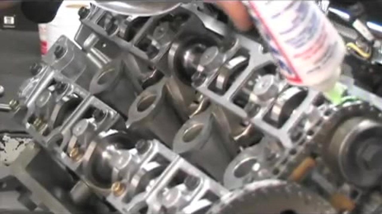 Ford Performance Solutions 4V Cobra Modular Engine Build