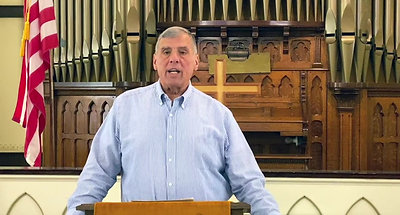 Pastor Rick's Announcement Regarding COVID-19