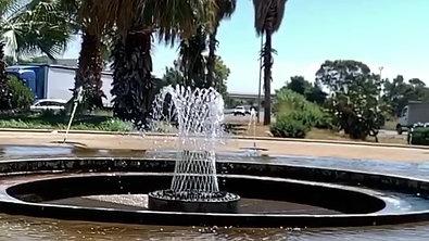 Fontana Rotatoria Gela
