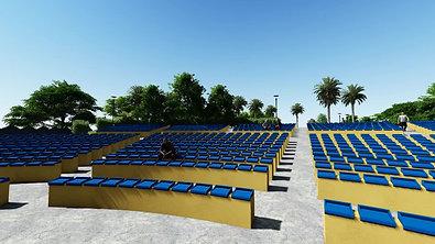 Riqualificazione villa comunale di Rometta marea