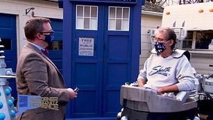 QCSFCE Event Promo - James Banini Dalek & Dr. Who