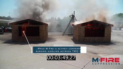 Denver Burn Demonstration