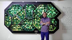 ABS-CBN Orlina Glass Sculpture  Local Legends