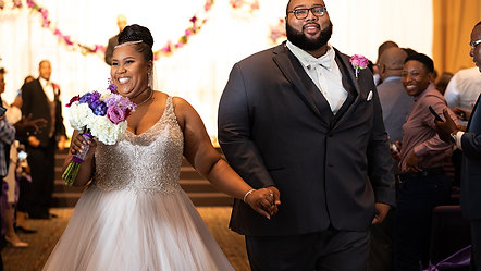 Taylor and Kevin Hill Wedding - September 2018