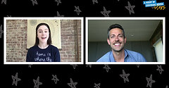 Covenant House: Rachel Brosnahan x Zachary Levi