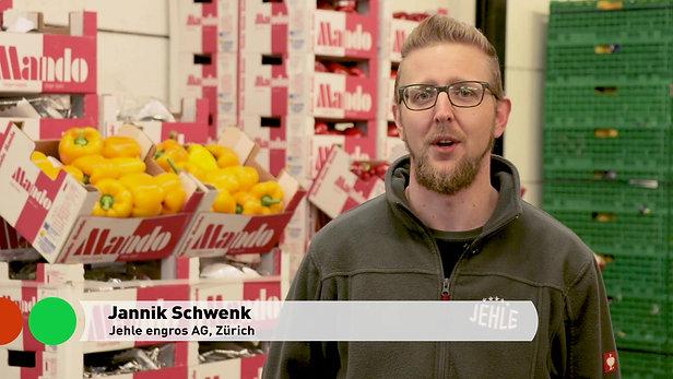 Statement von Jannik Schwenk