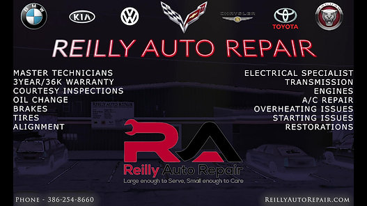 Reilly Auto 60 second teaser