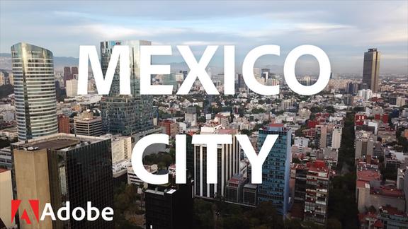 Adobe MAX 2020 - Mexico City