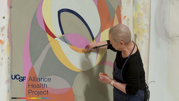 Art for AIDS: Artist Profile - Mimi Chen Ting