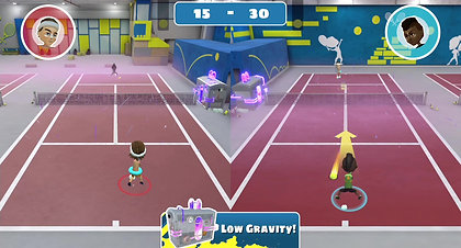 Trailer Instant Sport Tennis - May 2021 - Breakfirst & Just For Games