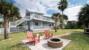 New Smyrna Beach Riverfront Home