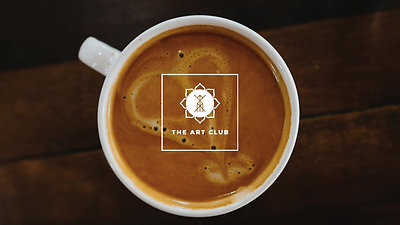Fresh Coffee at The Art Club Koh Samui