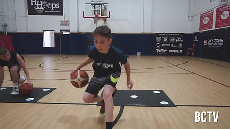 Elementary Group Training at House of Hoops In Hatboro, PA
