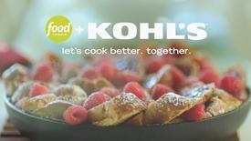 Food Network + Kohl's Marketing Reel