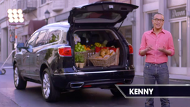 Buick - Food Network Star Vignette Series