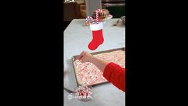 Food Network + Kohl's Holiday Snapchat Ad (Top Snap)