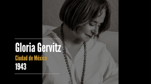 Gloria Gervitz