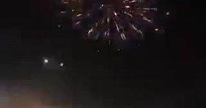 Steelhouse Festival fireworks