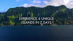 Experience the Hawaii Islands