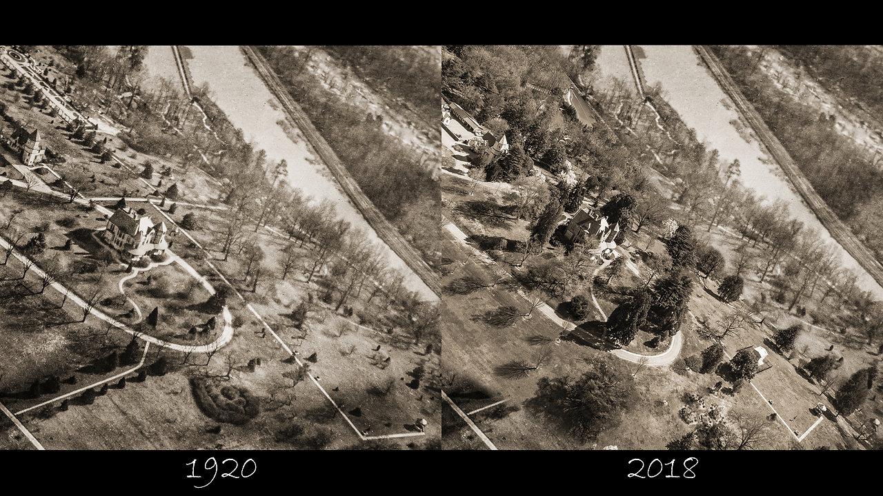 MAYMONT 1920 TO 2018