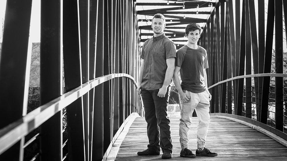 BROTHERS RYAN AND BRANDON