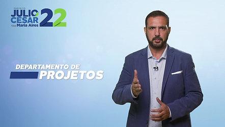DEPARTAMENTO DE PROJETOS