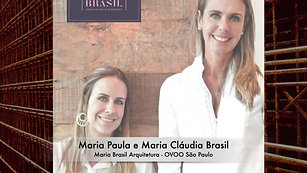 Guirlanda de Maria Brasil Arquitetura