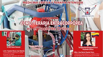 ECMO: Terapia Extracorpórea en el Paciente Crítico