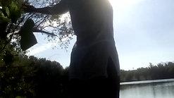 Petite Pratique Matinale au Lac de Eurre, à 2 pas de Terre Yoga