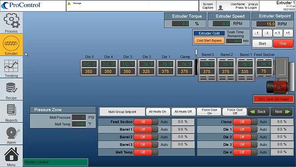 ProSystem's ProControl