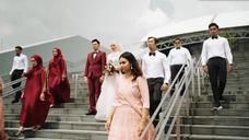 Fadhli + Saffanah // Wedding Highlights