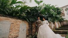 Fazril + Ahtika // Wedding Reception