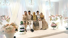 Nura + Raihan // Wedding Highlights