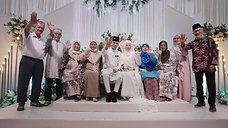 Hariz + Ummul Barakah // Wedding Highlights