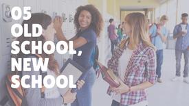 New School, Old School: The Future of Teaching