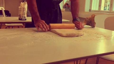 Recette de pâte feuilletée