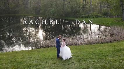 Rachel + Dan, May 2021