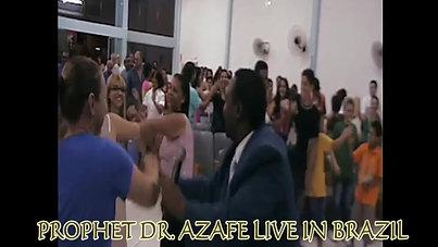 BRAZIL AFRICA AFRICA BRAZIL, PRO. DR. AZAFE LIVE IN BRAZIL