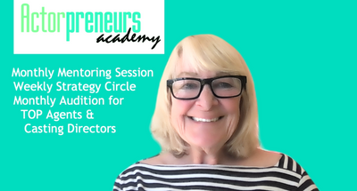 Gwyn Gilliss talks about the ActorPreneurs Academy