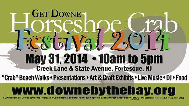 Downe Township Horseshoe Crab Festival 2014