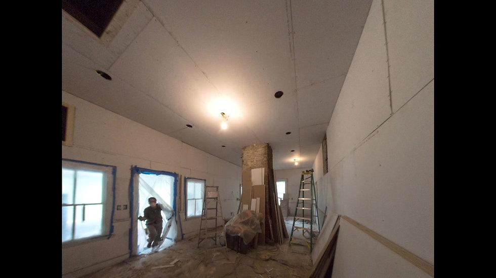 RenoVDing Living Room